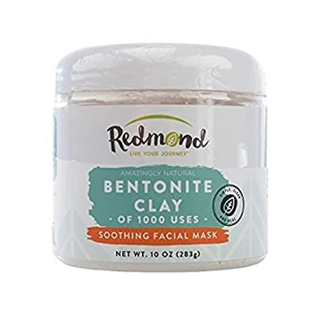 Amazingly Natural Bentonite Clay Facial Mask - 24 oz. by Redmond Trading (pack of 1) DermaSwiss 337627011257 Purifying Cleansing Gel - 5.5 oz.