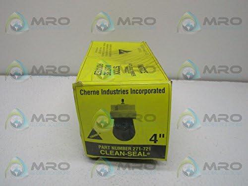 4-Inch Oatey 271721 Cherne Clean Seal Plug