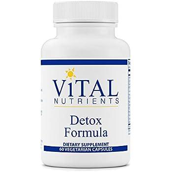 Amazon.com: Vital Nutrients - Detox Formula - Specially