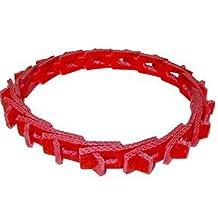"""80"""" Adjustable Length V-belt 3/8"""" Wide Size 3L Powertwist Bicycle Generator Belt"""