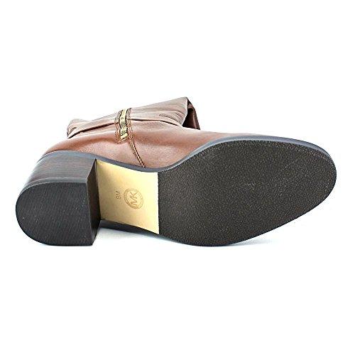 Michael Kors Womens Bryce Redwood Leather Boot 5hbJd9r