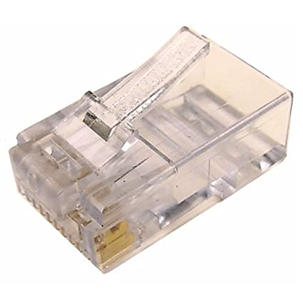 Groovy Amazon Com Cables Unlimited Utp 7010 50 Cat6 2 Piece Rj45 Connector Wiring Digital Resources Hutpapmognl