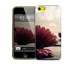 Vintage Flower Photography iPhone 5c protective phone case
