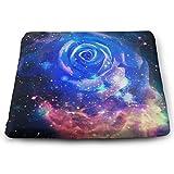Mars Sight Blue Galaxy Rose Seat Cushions Tailbone & Sciatica Pain Relief for Car Seat Cushion Or Wheelchair Cushion