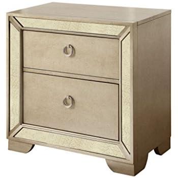 Amazon Com Furniture Of America Hanson Modern Victorian