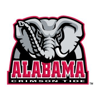 Alabama Mascot Jumbo Paper Clip ()