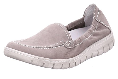Josef Seibel Ladies Steffi 57 Mocassino Antracite