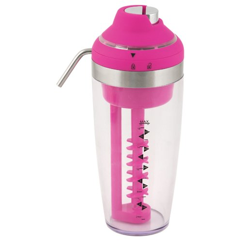 True Fabrications Vortex Electric Pink Cocktail Mixer and (Electric Martini Mixer)