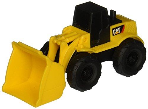 Toystate Caterpillar Construction Mini Machine - Wheel - Cat Bridge Playset Builder