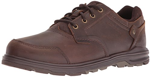 Merrell Men's Brevard Oxford Fashion Sneaker, Shetland, 7.5 M US
