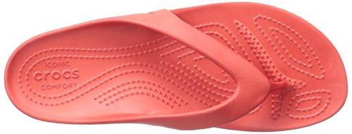 Crocs Dames Kadee Ii Flip-flop Vlam