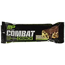 Musclepharm Combat Crunch Protein Bar-12 Count, Chocolate Chip Cookie Dough