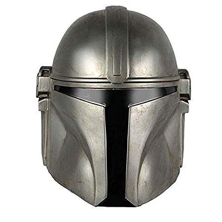 Yaad The Mandalorian Cosplay Mask Ligero Casco De PVC Suave ...