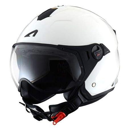 Astone Helmets MINISPORT-MTIXXL Minijet Sport Gris Mate Casco de motocicleta XXL