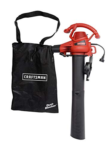 اسعار CRAFTSMAN CMEBL700 12-Amp Electric Leaf Blower