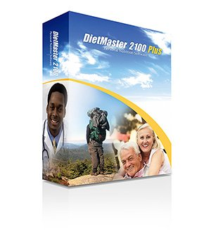 DietMaster 2100 Plus Nutrition Software - Stable Blood Sugar Edition Diet Software, Awarded 2013 Best Diet Software - Top Ten Reviews