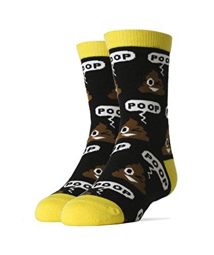 Oooh Yeah Socks Kids Crew Poop! for $<!--$8.00-->