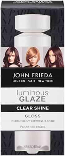 John Frieda Liquid Shine Clear Hair Glaze, 6.5 Fluid Ounce