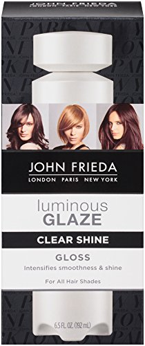 John Frieda Liquid Shine Clear Hair Glaze, 6.5 Ounce