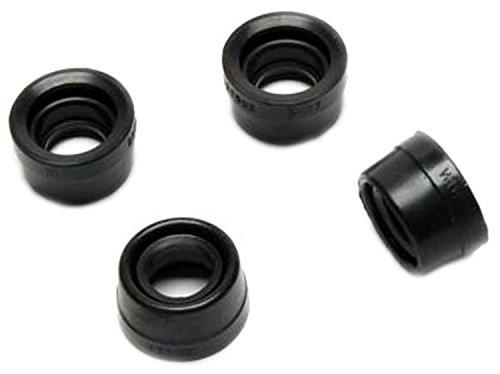 ACDelco 18K1442 Professional Rear Disc Brake Caliper Rubber Bushing Kit with Seals - Rear Brake Caliper Seal