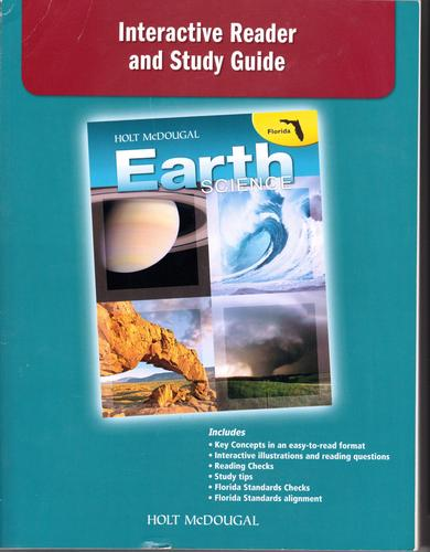 Download Holt McDougal Earth Science: Interactive Reader Grades 9-12 pdf