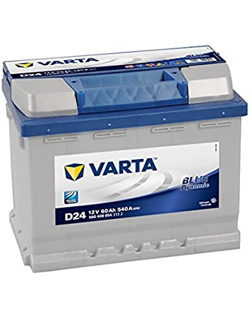 Varta D24 Blue Dynamic Batería de arranque 5604080543132 12V 60Ah 540A