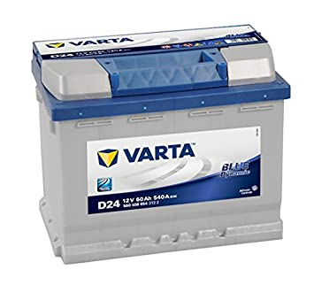 batterie voiture varta blue dynamic d24