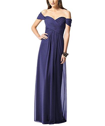 KA Beauty Mädchen Kleid - Blueviolet bVf440sQSr