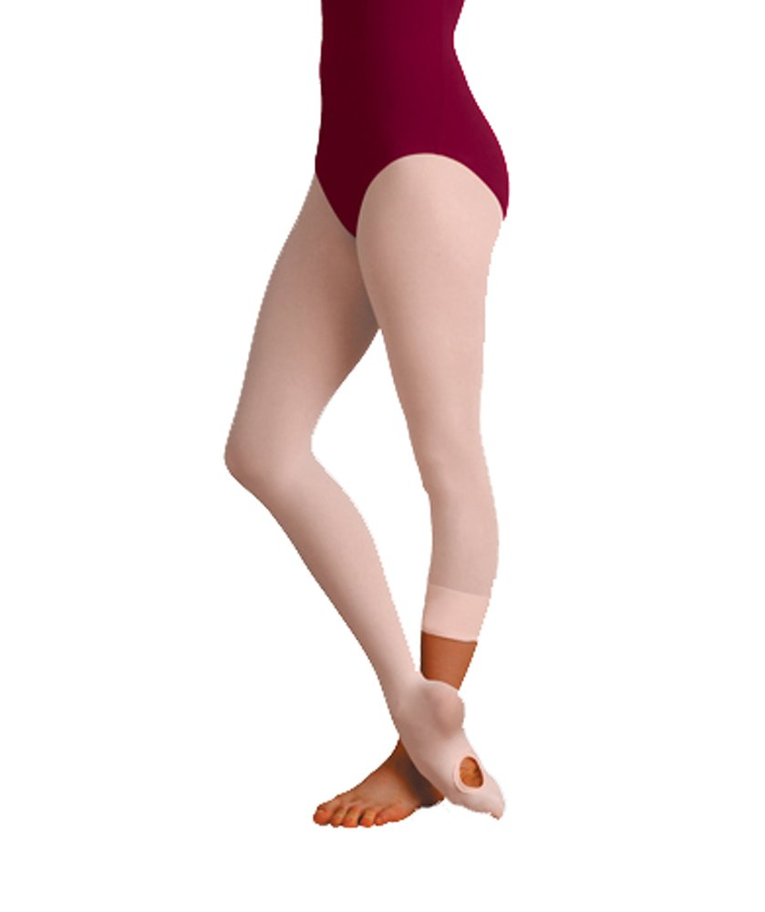Body Wrappers A31 Women's Total Stretch Convertible Tights (Tall - Theatrical Pink) by Body Wrappers