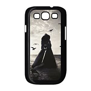 Diy Grim Reaper Phone Case for samsung galaxy s3 Black Shell Phone JFLIFE(TM) [Pattern-2] Kimberly Kurzendoerfer