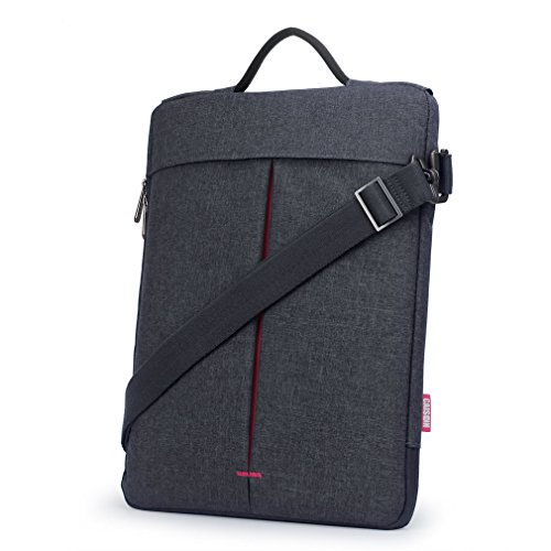 CAISON 14 inch Laptop Case Sleeve With Strip Shoulder Bag For HP 14