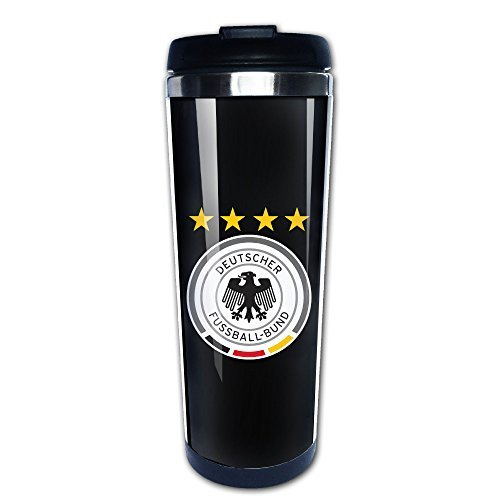 HAOYANG 2016 French European Cup Germany Champion Team Stainless Steel Mug / Coffee Thermos & Vacuum Flask