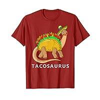 Tacosaurus Shirt | Cool Dino Taco Cinco De Mayo Funny Gift