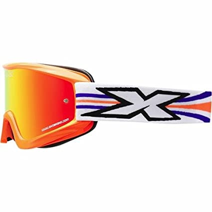 EKS BRAND 067-10745 Unisex-Adult GOX Limited-X MX Motorcross Goggles Orange, One Size