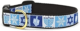 product image for Up Country Hanukkah Holiday Dog Collar