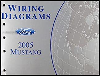 2005 Ford Mustang Wiring Diagram Manual Original Ford Amazoncom