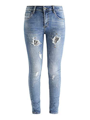 LAPHILO Jeans Femme Femme Femme Denim Jeans Jeans LAPHILO Denim LAPHILO Denim qUf4PwxA