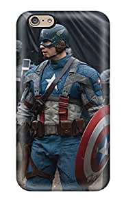 SIOVFYe12019EjaJp Captain America Fashion Tpu 6 Case Cover For Iphone