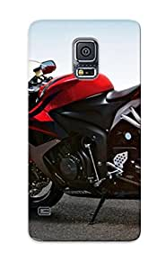 Fashion OiCvpeA2098TuXjC Case Cover Series For Galaxy S5(honda Cbr600rr )