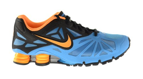 factory authentic 8df29 fdcca Nike Shox Turbo 14 Men s Shoes Vivid Blue Atomic Mango-Black 631760-400 -  Buy Online in UAE.   Shoes Products in the UAE - See Prices, Reviews and  Free ...