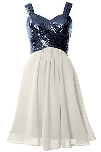 Sequin Formal Dress Cowl Cocktail Bridesmaid Short Macloth Party Navy Women Gown Back Dark ivory N0vm8nw