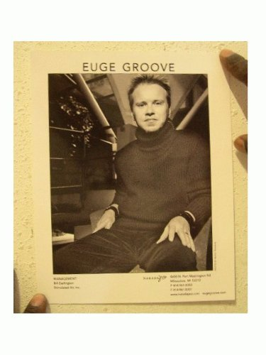 Euge Groove Press Kit And Photo Livin' Large