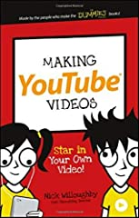 "The fast and easy way for kids to shoot, edit, and share videos on YouTube Does your child long to create and post videos on YouTube in hopes of becoming the next ""YouTube celebrity?"" Whether looking to go viral or simply wanting to make vide..."