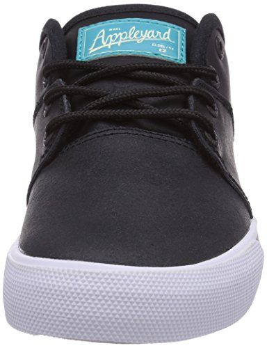 Globe Mahalo - Zapatillas, unisex, color schwarz (distressed black 10227), talla 45