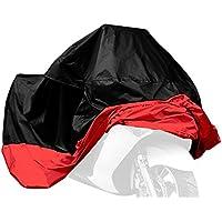 Akord - Funda Impermeable para Moto (protección contra