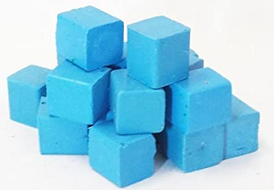 Harbor Sales HWB13b Beeswax for Candlemaking, Crafts and Encaustic Painting, Sky Blue