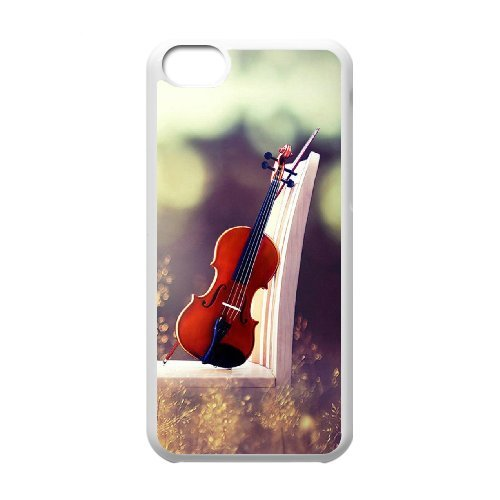 SYYCH Phone case Of Personalized Design Violin 1 Cover Case For Iphone 5C