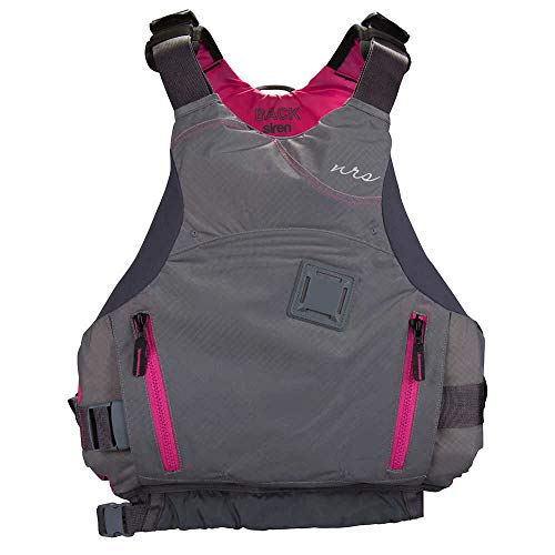 NRS Women's Siren PFD (Charcoal, X-Small/Medium) (Life Nrs Jacket)