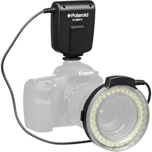 Polaroid Macro LED Ring Flash & Light For The Canon Digit...