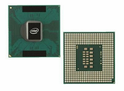 (New Intel Core 2 Duo Mobile Processor T7500 2.2ghz 4mb Cpu Power Consumption 35 W Process 65 Nm )